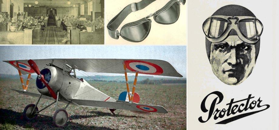 نظارات بيرسول الخاصة بالطيارين والقوات المسلحة