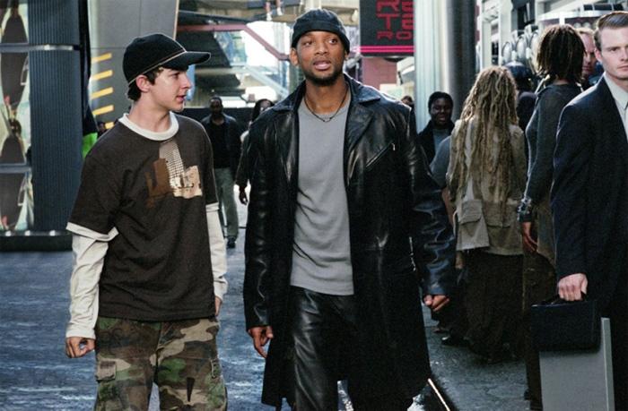 Will Smith looking slick in leather as Del Spooner (IRobot).  sc 1 st  zanacco & Science fictionu0027s leading men | ZANACCO